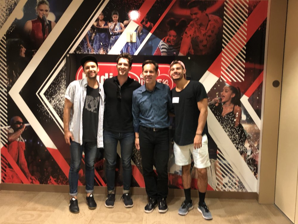 PUBLIC w/ Phil Guerini · (Radio Disney - Los Angeles)