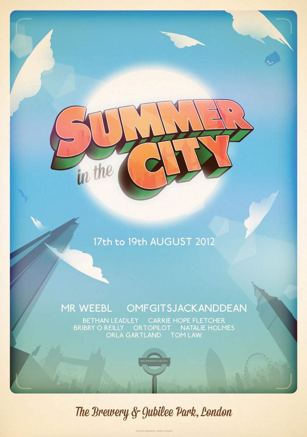 2012 poster design