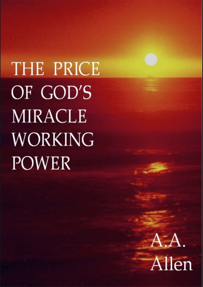 This book details Allen's Journey to the discovery that Miracles are Alive and Well even Now and will give you: Positive Scriptural Proof that You too Can....... Work Miracles, Heal the Sick, Cure Diseases, and Cast Out Devils.