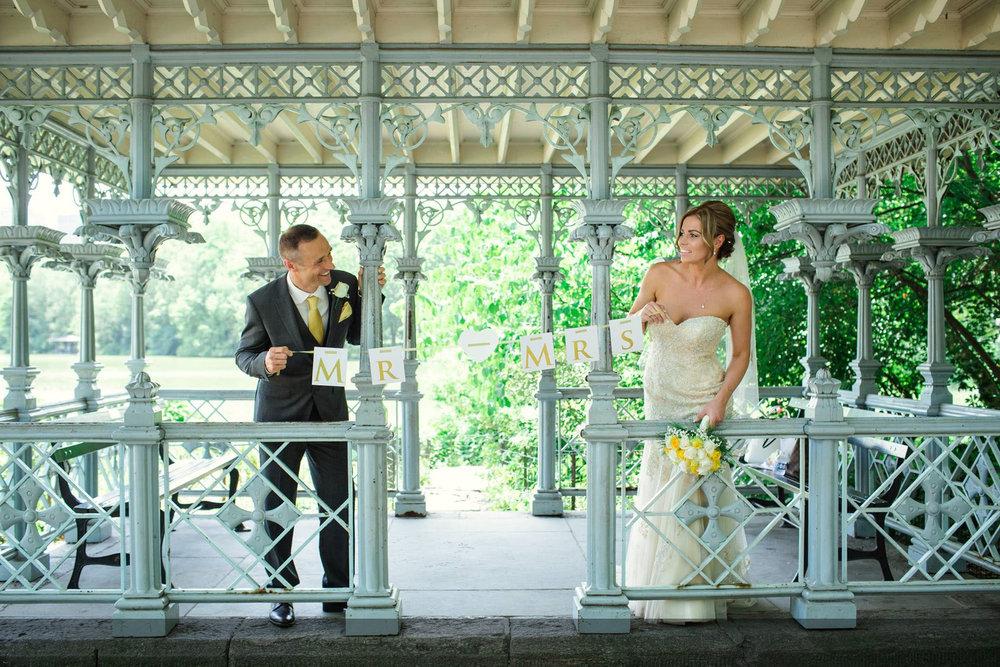 Central Park   Ladies' Pavilion