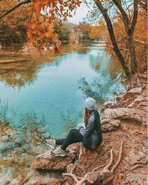 Enjoying these Fall views. 🍂 (pc:@readysetjetset)