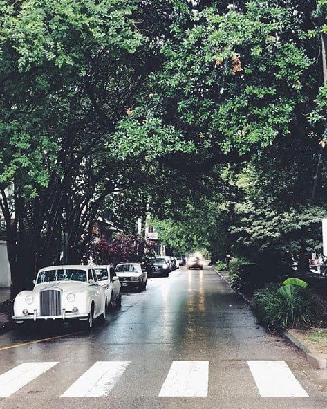 Rainy New Orleans days. ☔️ (pc: @ndakota_kate)