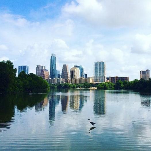 Pretty Austin views. 💦 (pc:@andieedwards)