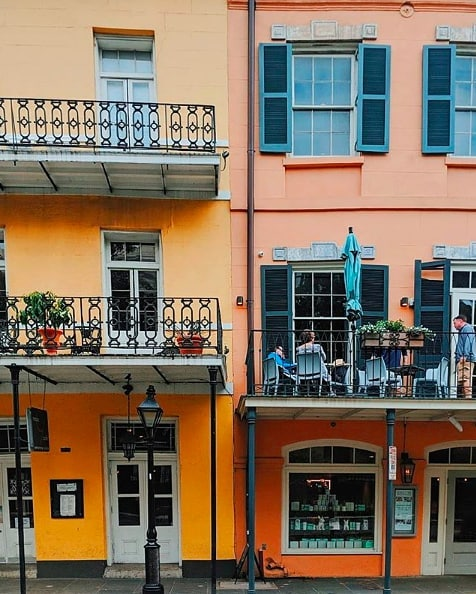 Love this color palette. 🍊 (pc: @yoko.meshi)