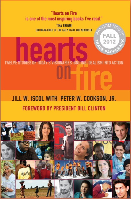 hearts on fire book jill iscol