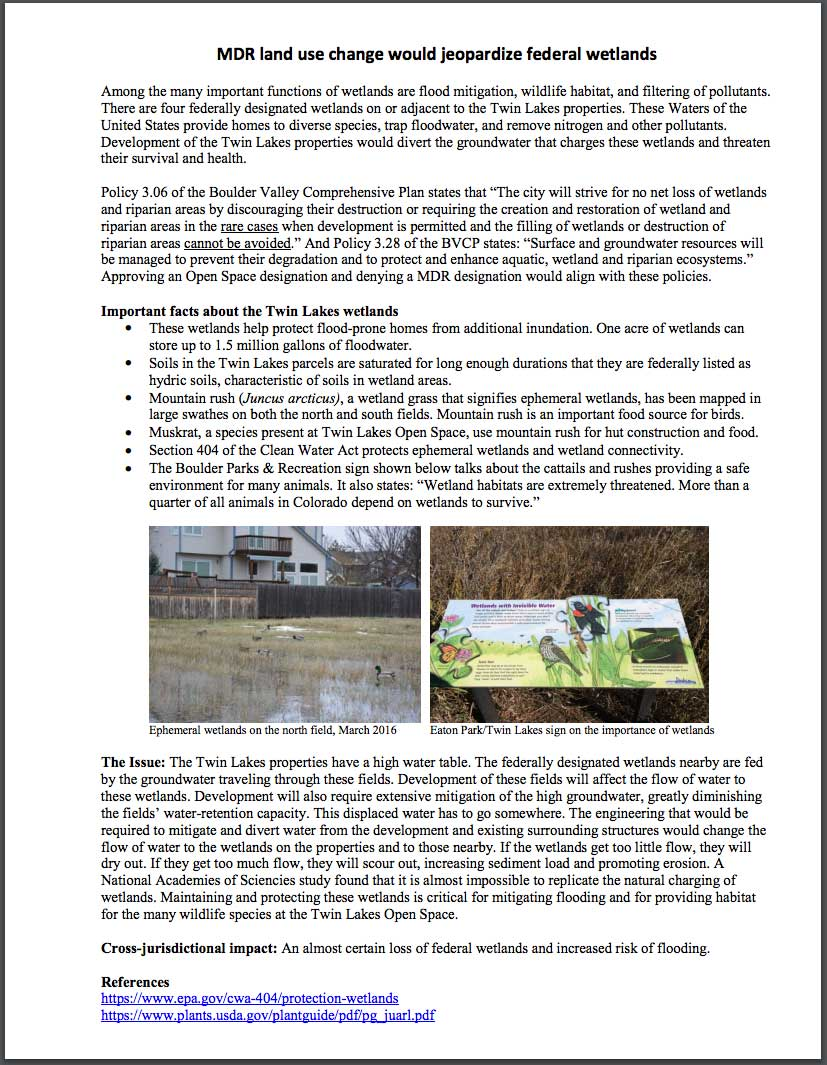 Click document image to download wetlands whitepaper.