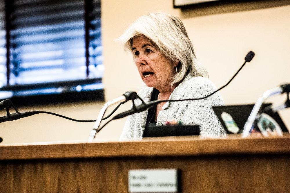 Commissioner Gardner