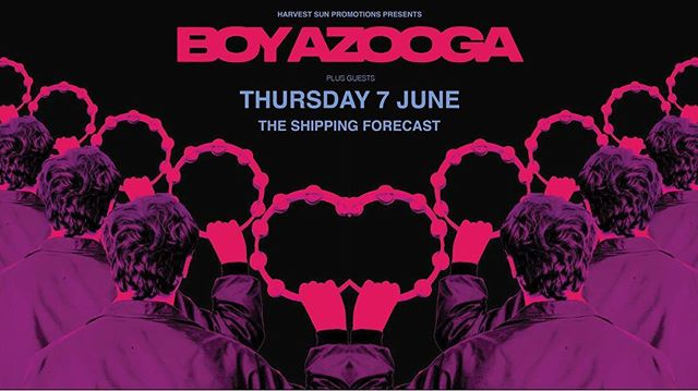 📡 It's just 2 days until @seatbelter join @boy_azooga and @trackyofficial 💥 Tix: ow.ly/JsJ850hzBtw