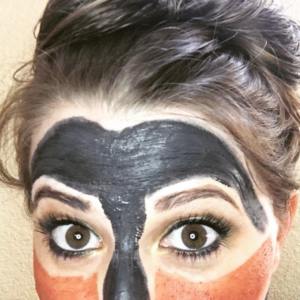 See look I'm #Multimasking #gotitfree