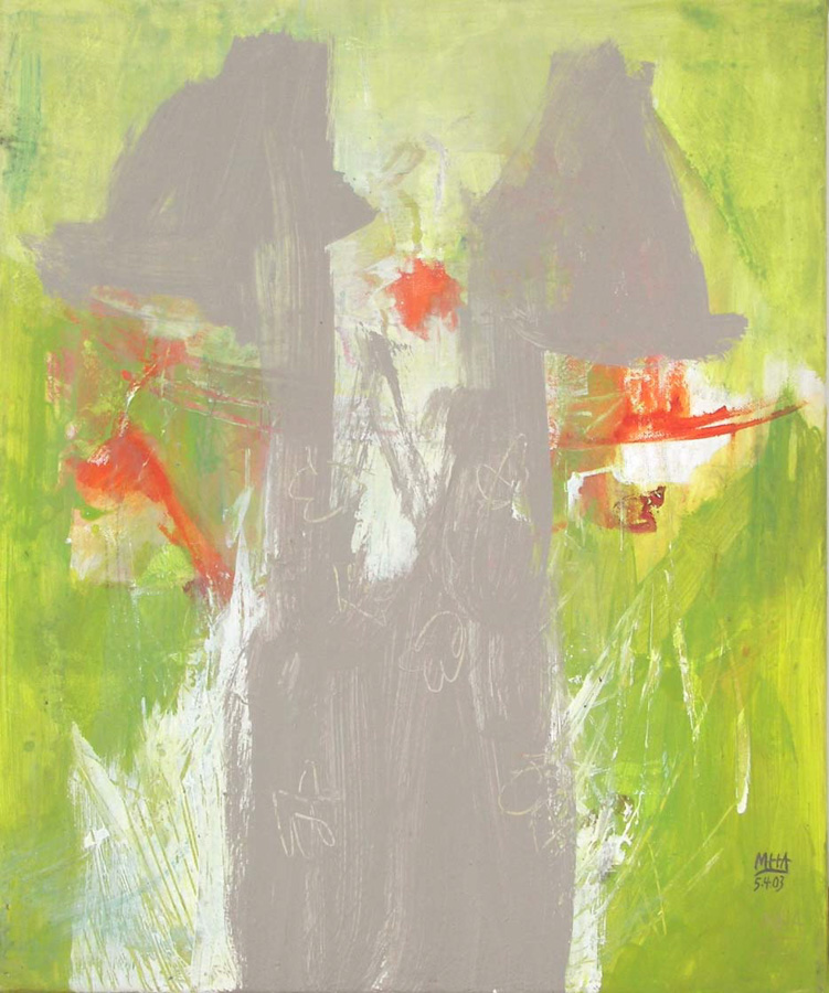Frühling, 50x60, 2003