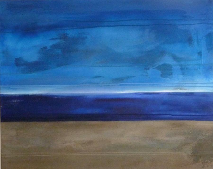 Horizont 1, 80x100, 2011