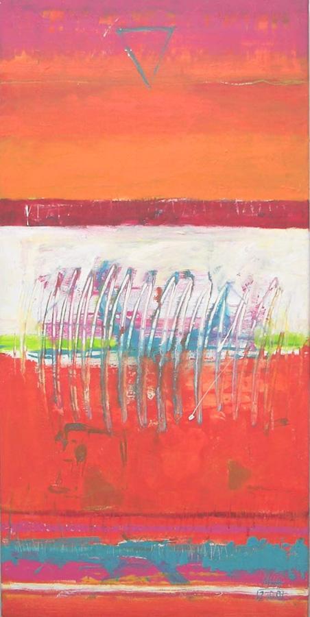 Tapiz 22, 50x100, 2002