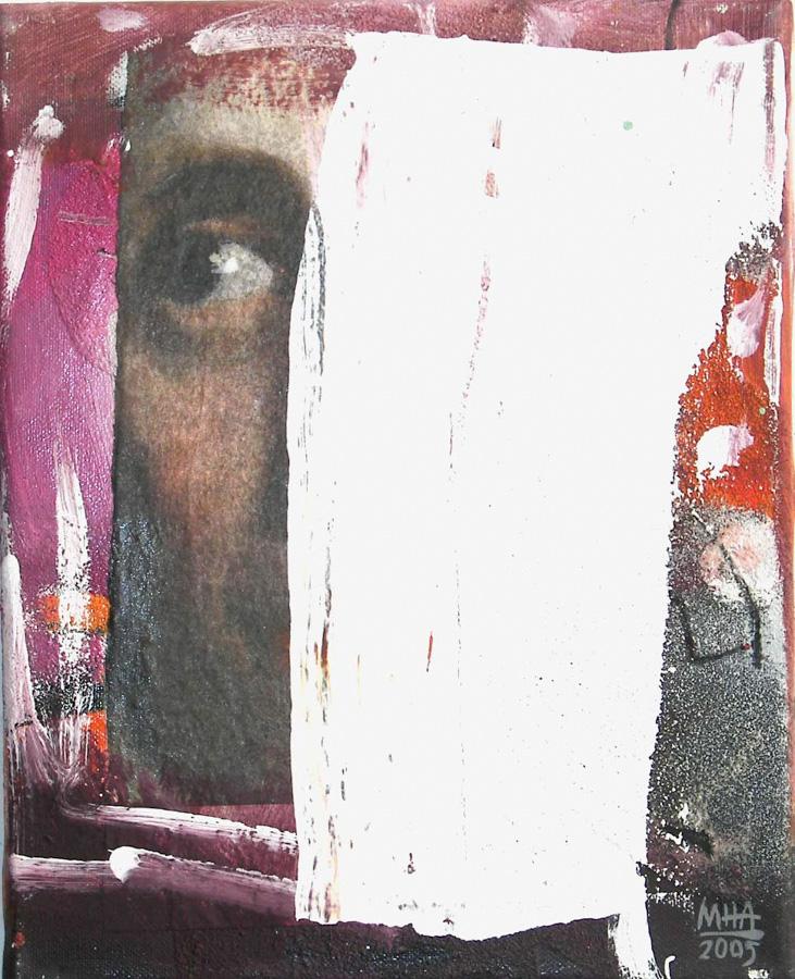 Blick, 24x30, 2005