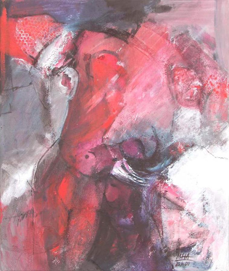 Zeit, 50x60, 2000