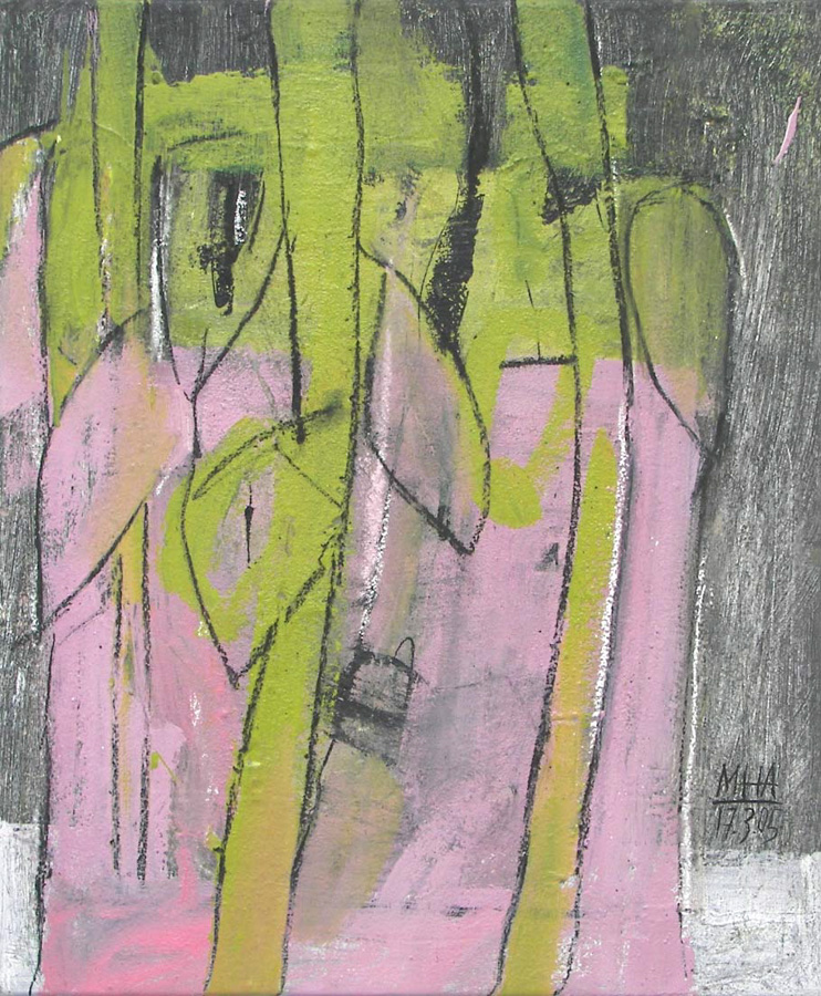 Reiko, 50x60, 2005
