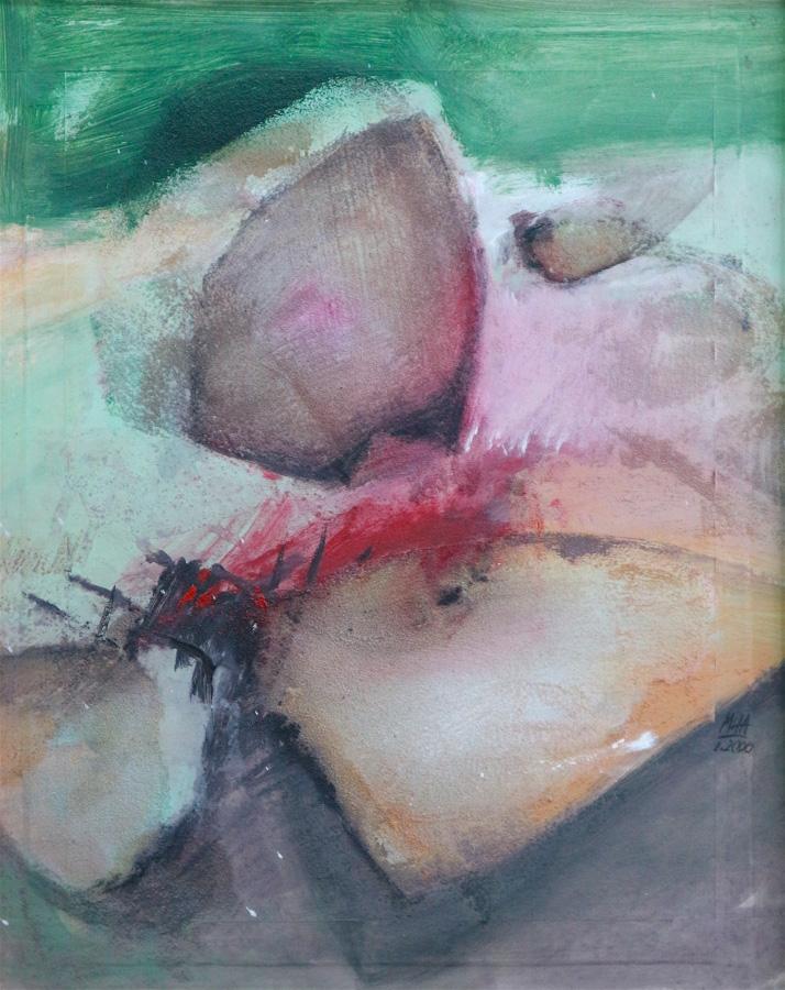 ohne Titel, 40x50, 2000