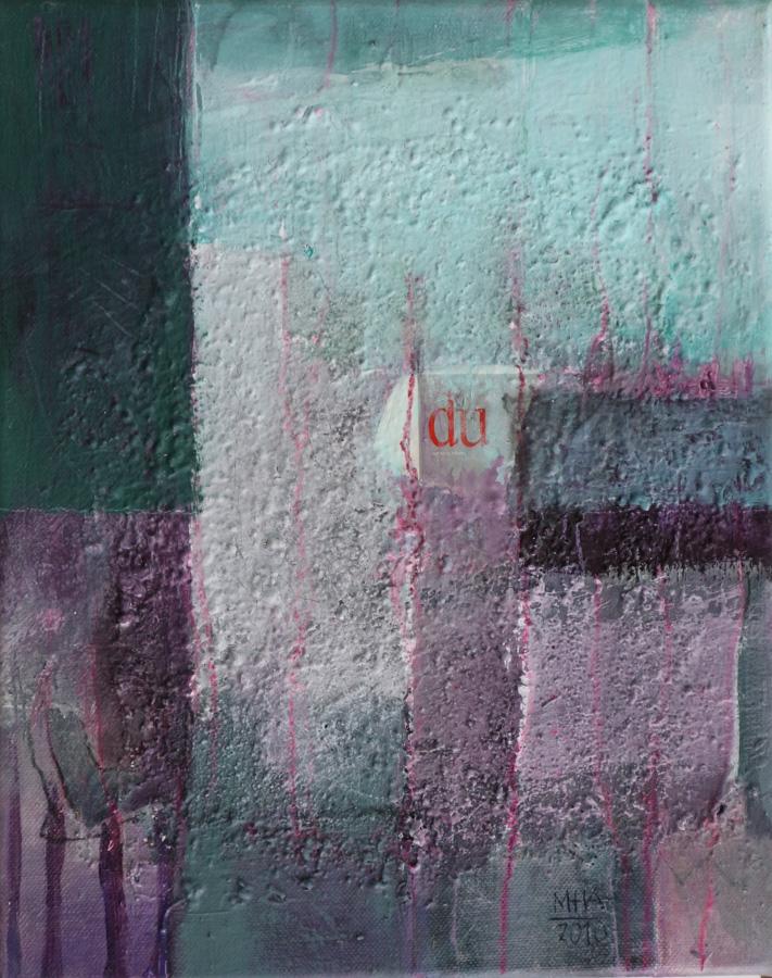 Du, 24x30, 2010