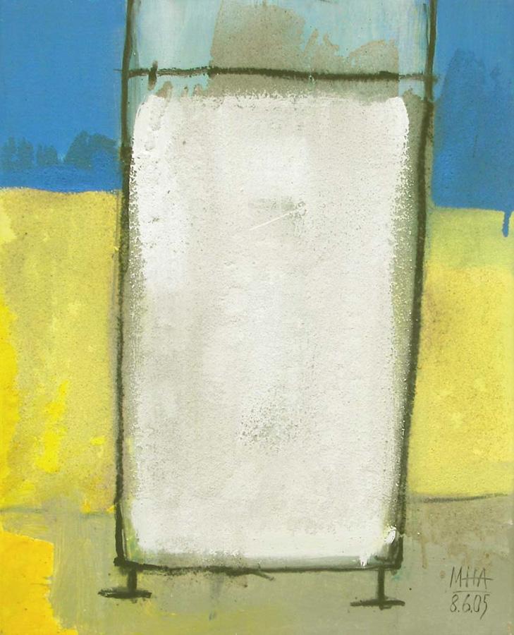 stehend, 40x50, 2005