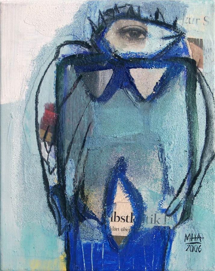 Vogelin, 24x30, 2006