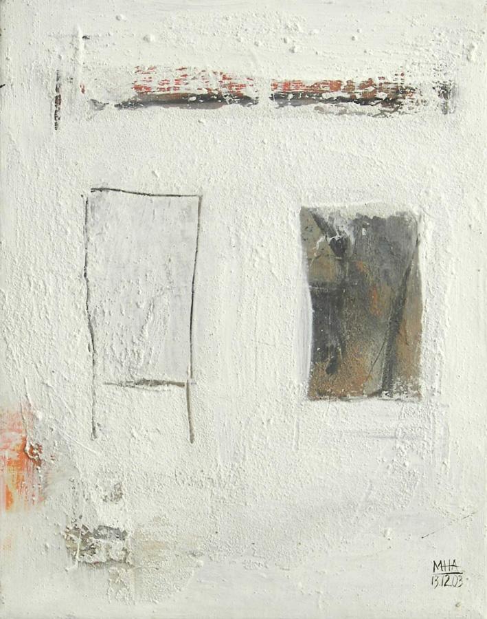 zwei, 24x30, 2003
