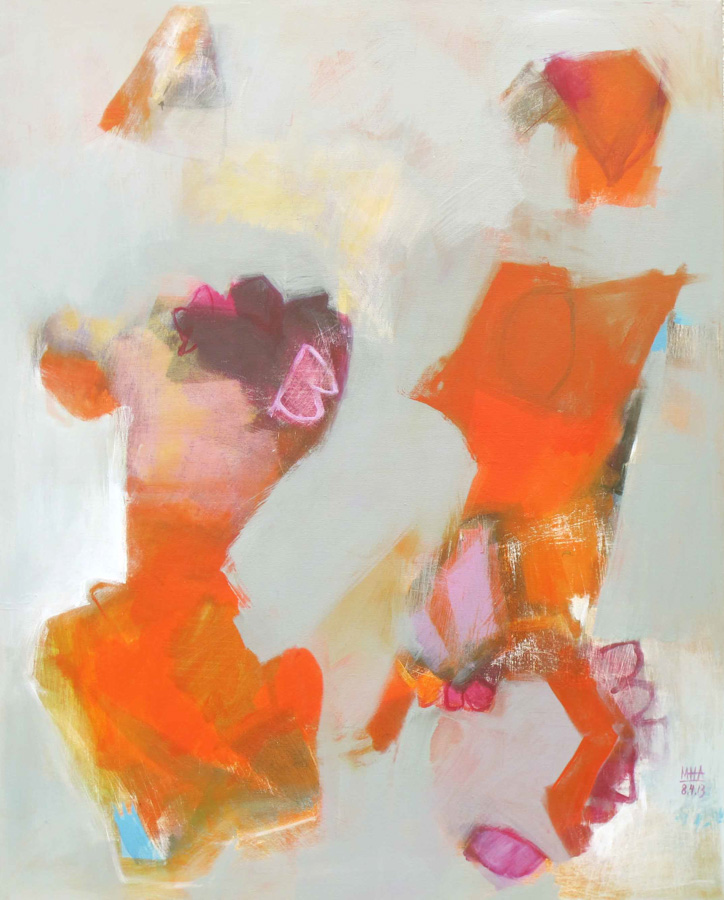 Tanz, 80x100, 2013