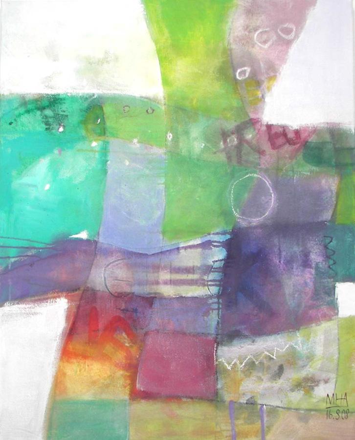 Farbfelder, 80x100, 2008