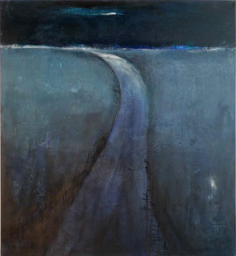 Weg 2, 100x100, 2006