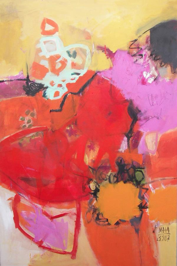 Halligalli 1, 80x120, 2007