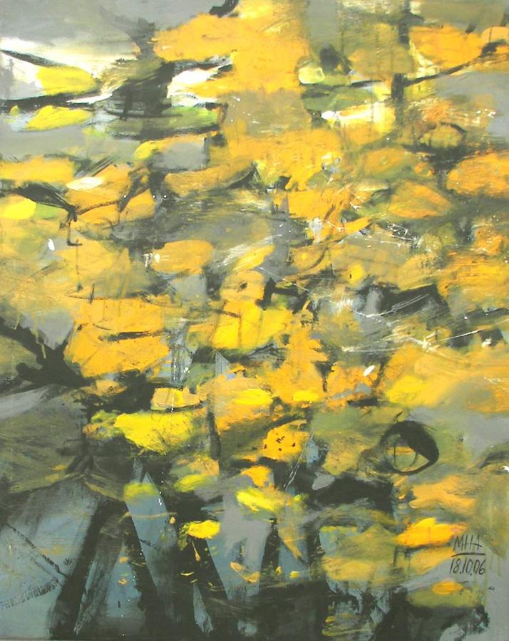 Herbst 2, 80x100, 2006
