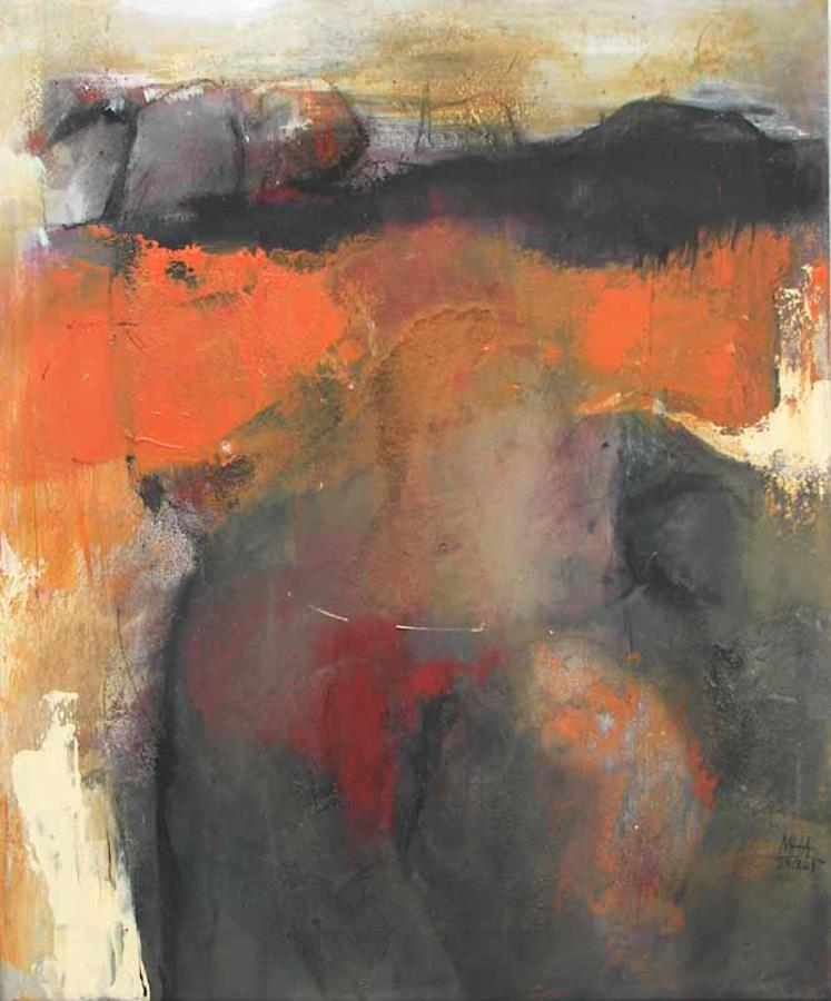 Leben, 50x60, 2001