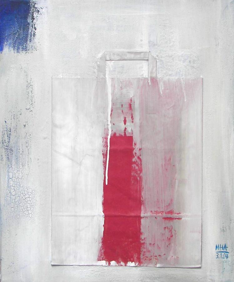 ohne Einsicht, 50x60, 2004