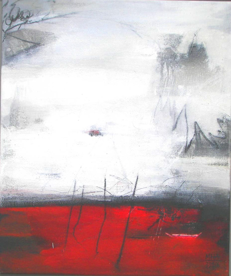 anderswo, 50x60, 2006