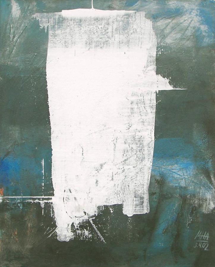 verdeckt, 40x50, 2002
