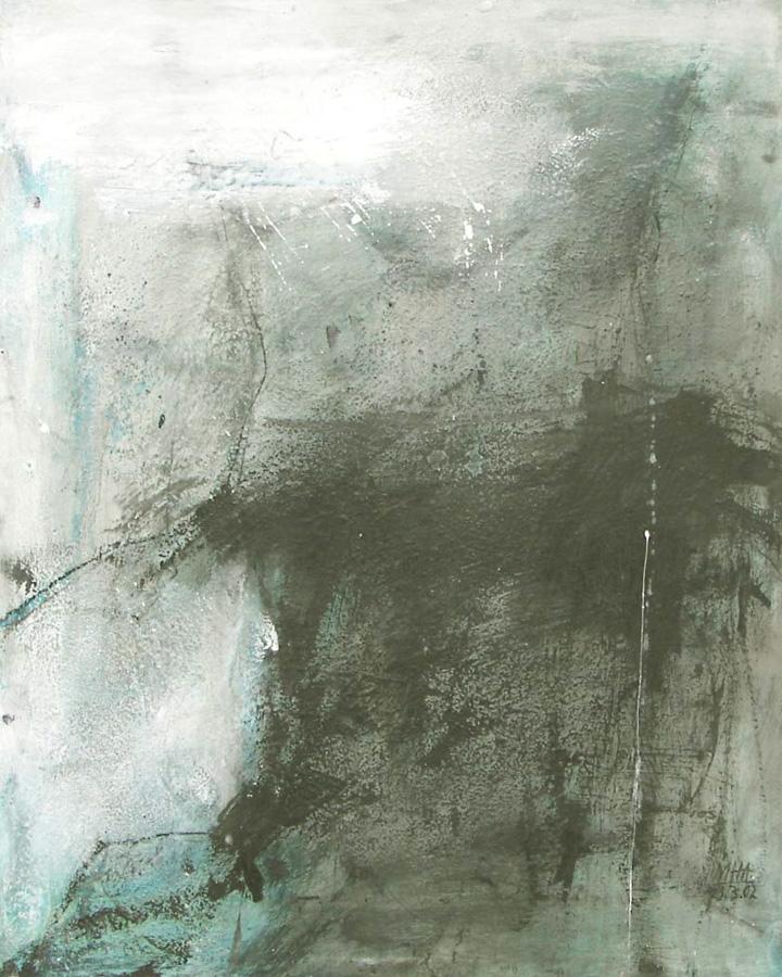 hell-dunkel, 40x50, 2002