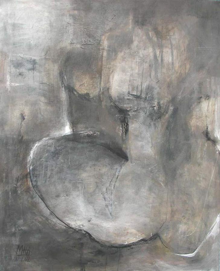 Körper, 80x100, 2002