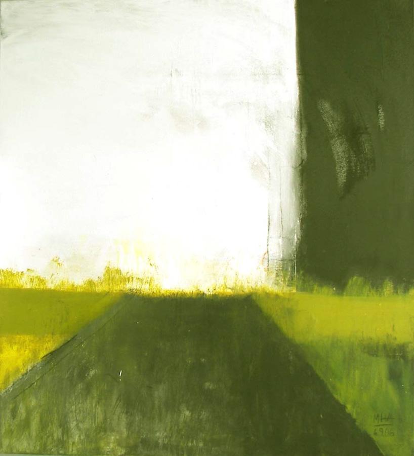 Weg, 100x110, 2006