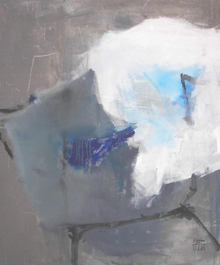 Verwandlung, 100x120, 2004