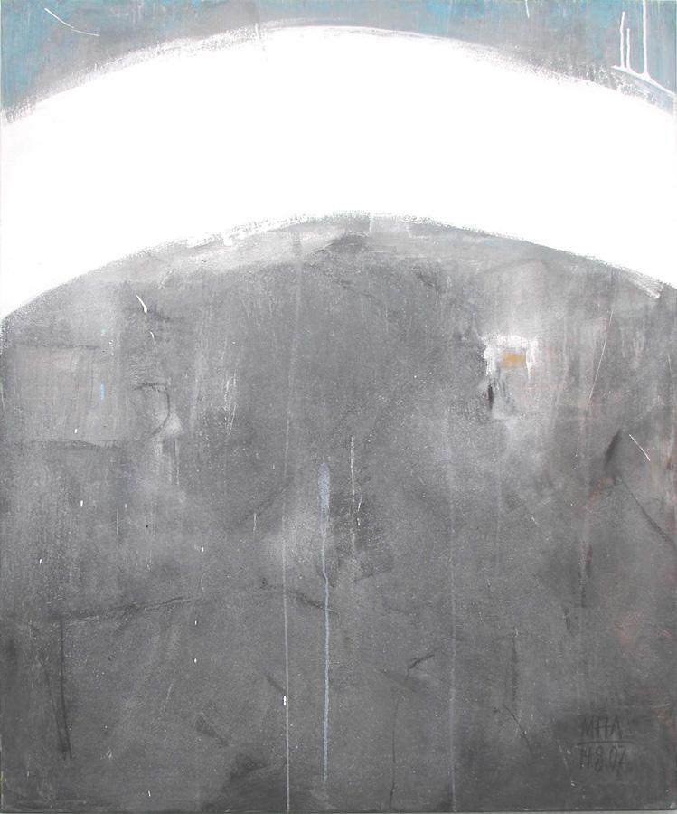 Kreisstück, 100x120, 2007