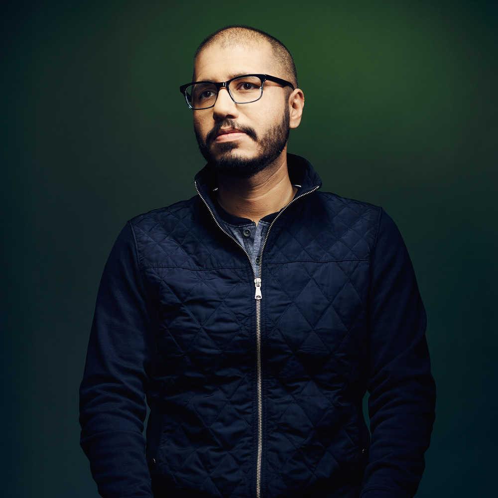 Safwat Saleem, photo by Bret Hartman