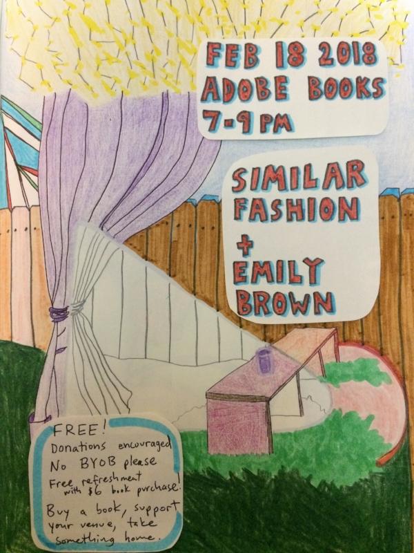 Similar Fashion Emily Brown Adobe Books Flyer Feb 18 2018.JPG