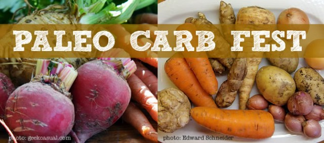 Click this image to check out a neat article on healthy carb choices from Balancedbites.com