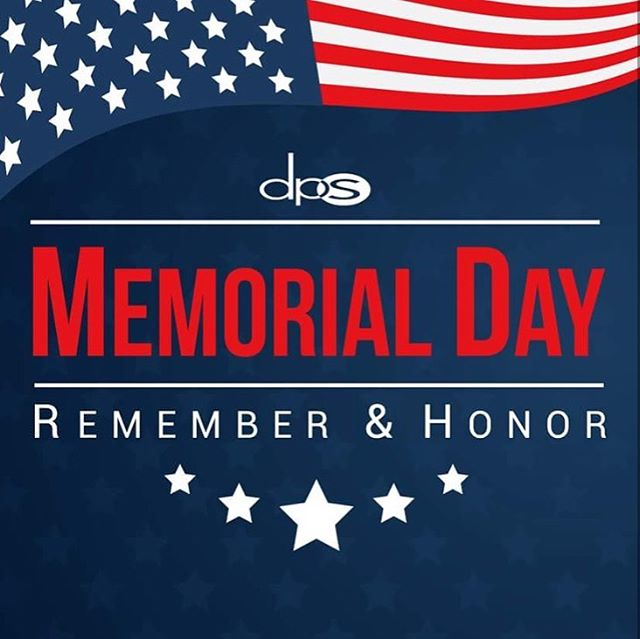 Dean's Professional Services remembers and honors those that have so valiantly served our country this Memorial Day. #MemorialDay2018 #MemorialDay