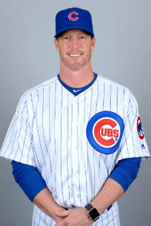 Chicago Chicago Cubs Minor League Pitching Coordinator - Jim Brower