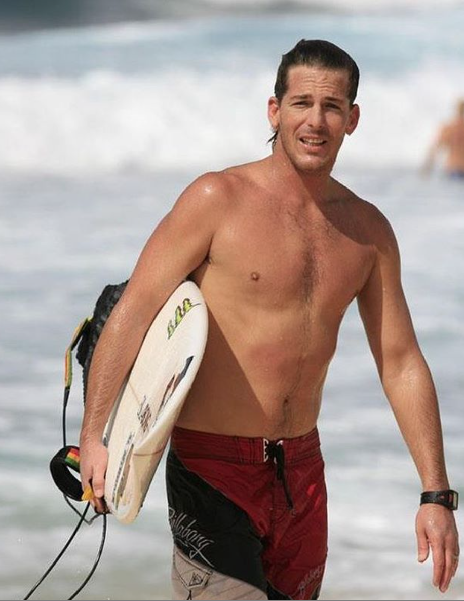 Andy Irons  3x World Champion / Limit Pusher  1978-2010