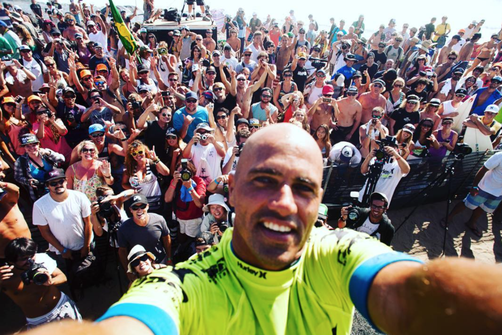 Kelly Slater  11x World Champion / Phenomenal Surfer / Conscious Human   Follow Kelly on Instagram