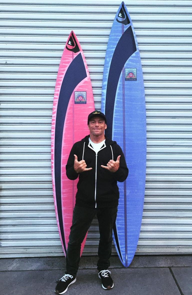 Tom Carroll  2x World Champion / 3x Pipe Masters Winner   Follow Tom on Instagram