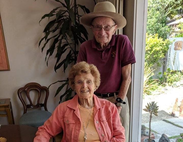 Charlie Fenders 100th Birthday Celebration Arlington Community Church
