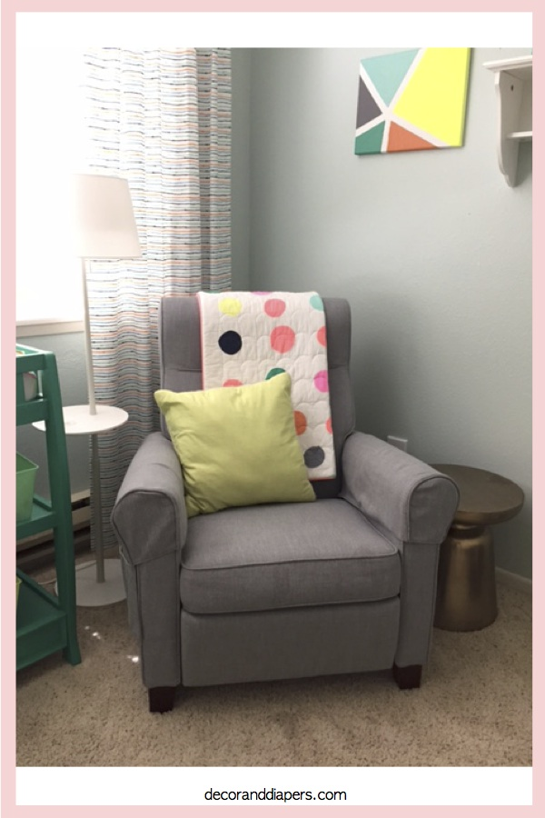 How to Find the Right Chair for Your Nursery