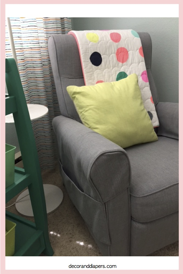 How to Choose the Right Chair for Your Nursery