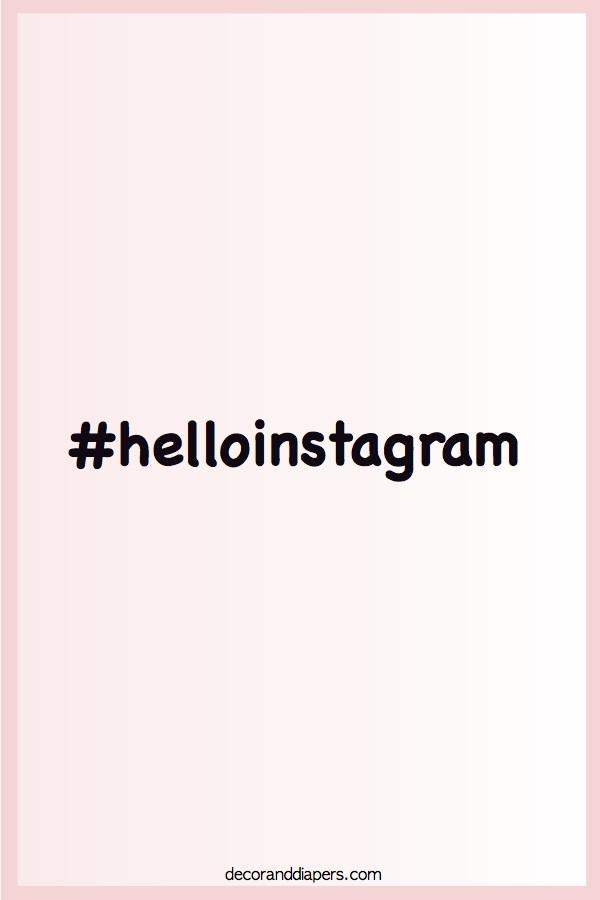 20170919 #helloinstagram